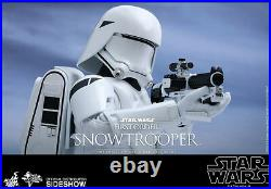 1/6 Star Wars First Order Snowtrooper Movie Masterpiece MMS 321 Hot Toys 902551