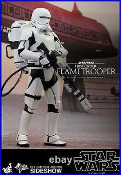 1/6 Star Wars MMS First Order Flametrooper Hot Toys 902575