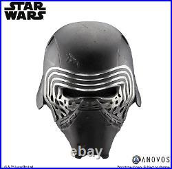 11 Anovos Star Wars TFA First Order KYLO REN Premium Fiberglass Helmet NEW