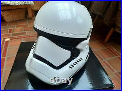 ANOVOS First Order Storm Trooper helmet Boxed