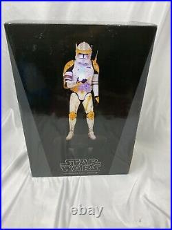 ATTAKUS Star Wars Commander Cody Order 66 15 Scale Resin Statue Number 281