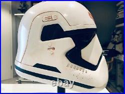 Anovos Star Wars Finn First Order Helm + artisanFX