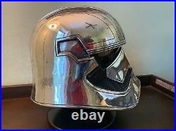 Anovos Star Wars Tfa First Order Captain Phasma Stormtrooper Helmet