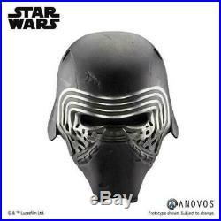 Anovos Star Wars The First Order KYLO REN Premium Fiberglass Helmet prop replica