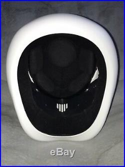 Anovos Star Wars The Last Jedi First Order Stormtrooper Helmet