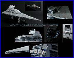BANDAI STAR WARS 1/5000 STAR DESTROYER with LED Model Kit Pre-order