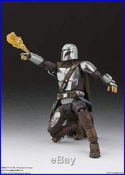 Bandai S. H. Figuarts Star Wars The Mandalorian(Beskar Armor)Jpn version PRE order
