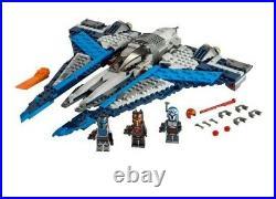 Brand New STAR WARS Lego Mandolorian Starfighter 75316 PRE-ORDER