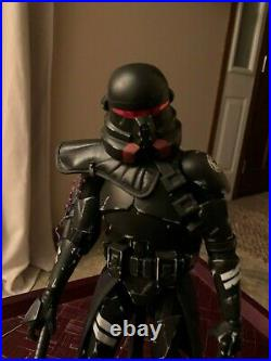 CUSTOM Star Wars 1/6 Hot Toys Sideshow Clone Purge Trooper Jedi Fallen Order