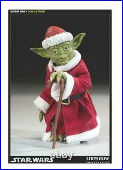 Christmas Yoda Star wars Figures Hot Toys 1/6 order of Jedi