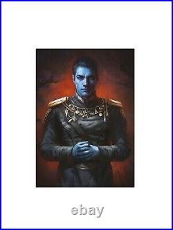 Confirmed Order Star Wars Thrawn Ascendancy Book 2 Greater Good Collectors