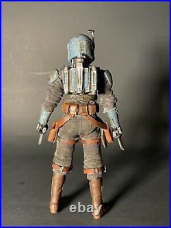 Custom 1/12 Bo-Katan Mandalorian Figure (Made To Order)
