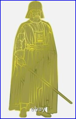 Darth Vader Gold Figpin #500 2k Limited Exclusive Pre-order Star Wars Sold Out
