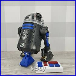 Disney Star Wars Galaxy's Edge Droid Depot Remote R2 Unit First Order Backpack