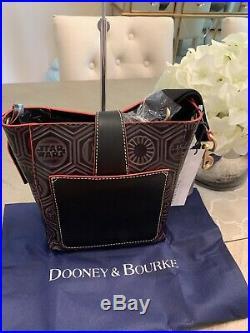 Dooney & Bourke Disney Star Wars Crossbody First Order Run Disney NWT