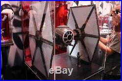 Giant Large Star Wars Black Series First Order Special Forces TIE Fighter Legacy