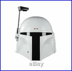 HASBRO Star Wars Black Ser Boba Fett Prototype Armor Electronic Helmet PRE ORDER