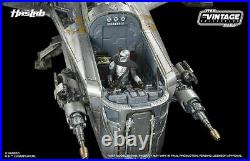 HASLAB Pulse Star Wars The Vintage Collection RAZOR CREST PRE-ORDER All Unlocks