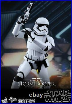 HOT TOYS MMS317 STAR WARS FIRST ORDER STORMTROOPER 16 FIGURE Sealed Brown Box
