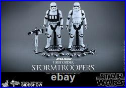 HOT TOYS MMS319 Star Wars-First Order Stormtroopers 16 Scale Figure Set