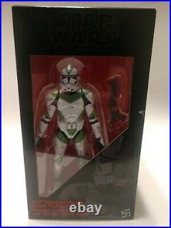 Hasbro 6 Star Wars Black Series Order 66 Clones Entertainment Earth Exclusive