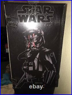 Hasbro Star Wars Black Series First Order Special Forces Tie Fighter