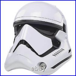 Hasbro Star Wars Black Series Helmet First Order Stormtrooper PREORDER