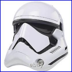 Hasbro Star Wars Stormtrooper Premium Helmet 11 The Black Series First Order
