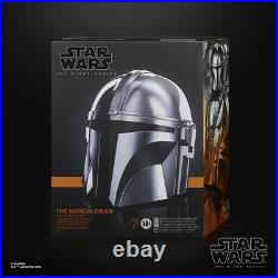 Hasbro Star Wars The Black Series The Mandalorian Electronic Helmet Pre Order