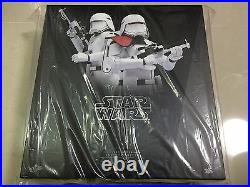 Hot Toys MMS 323 Star Wars First Order Snowtrooper Snowtroopers Officer Set