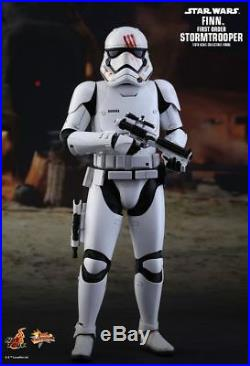 Hot Toys MMS 367 Star Wars Finn First Order Stormtrooper Version John Boyega NEW