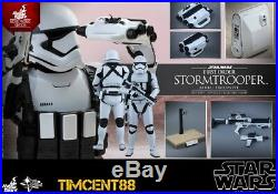 Hot Toys MMS333 Star Wars Force Awakens First Order Stormtrooper Jakku Exclusive