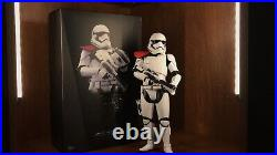 Hot Toys Mms 334 Star Wars Tfa First Order Stormtrooper Officer 12 16 Scale