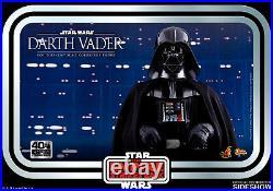 Hot Toys Star Wars EMPIRE STRIKES BACK 40th Anniv. Darth Vader 1/6 PRE ORDER