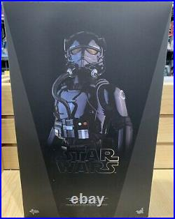 Hot Toys Star Wars First Order TIE Fighter Pilot MMS324 The Force Awakens 1/6scl