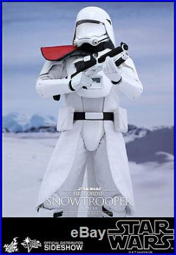 Hot Toys Star Wars Force Awakens First Order Snowtroopers 2 Pack 1/6 Figure Set