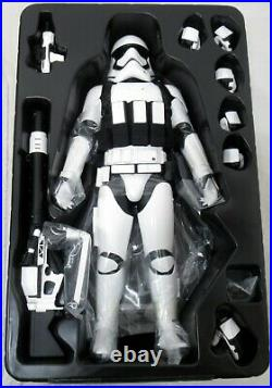 Hot Toys Star Wars MMS318 First Order Heavy Gunner Stormtrooper Complete