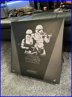 Hot Toys Star Wars Stormtrooper mms319 First Orders