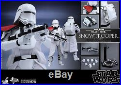 Hot Toys Star Wars The Force Awakens FIRST ORDER SNOWTROOPER OFFICER Figure 1/6