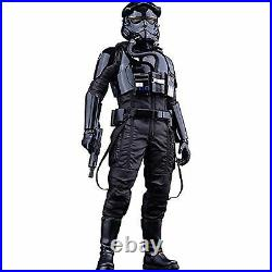 Hot Toys Star Wars The Force Awakens First Order Tie Fighter Pilot 1/6 Figure