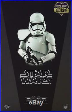 Hottoys Movie Masterpiece First Order Stormtrooper Squad Leader Mms316