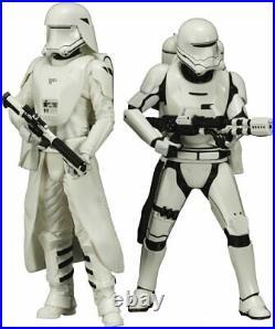 Kotobukiya Artfx+ Star Wars First Order Snowtrooper & Flametrooper (2 Pack)
