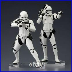 Kotobukiya Star Wars Episode 7 First Order Stormtrooper Artfx+ 2 Pack Figures