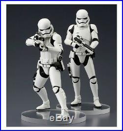 Kotobukiya Star Wars VII Pack Figurine Stormtrooper First Order En stock