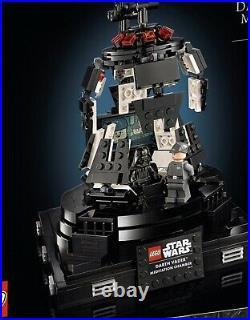 LEGO 75296 Darth Vader Meditation Chamber Pre-Order Brand New DISPATCH 5/8/21