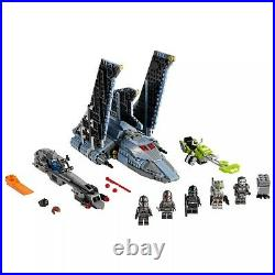 LEGO 75314 Star Wars The Bad Batch Attack Shuttle 969 Pieces 2021 Pre order
