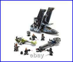 LEGO 75314 The Bad Batch Attack Shuttle Brand New PRE ORDER DISPATCH 5/8/21