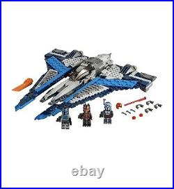 LEGO 75316 Star Wars Mandalorian Starfighter New PRE ORDER Dispatch 5/8/21