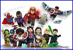 LEGO MARVEL STUDIOS Box Case of 36 Collectible Minifigures 71031 Pre-Order