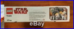 LEGO Star Wars 75189 First Order Heavy Assault Walker BRAND NEW Sealed